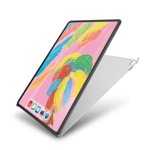エレコム iPad Pro 11インチ 2018年モデル/シェルカバー/クリア TB-A18MPVCR - 拡大画像