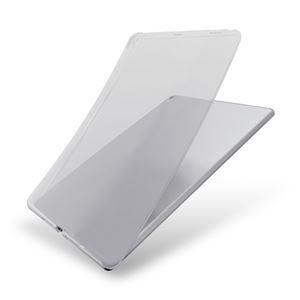 エレコム iPad Pro 11インチ 2018年モデル/ソフトケース/スマートカバー対応/クリア TB-A18MUCCR - 拡大画像
