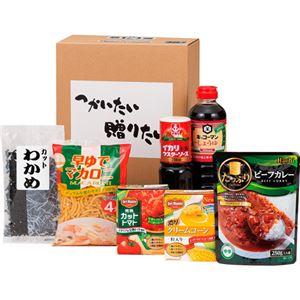 (まとめ)便利食品ギフトWセット B4076619【×2セット】