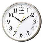 (まとめ)リズム クォーツ掛時計 M80110319 K90107910【×2セット】