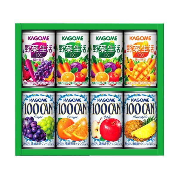 (まとめ)フルーツ+野菜飲料ギフト C1246024【×5セット】