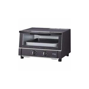 タイガー オーブントースター やきたて マットブラック KAM-S130-KM - 拡大画像