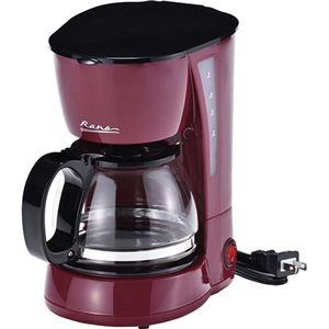 コーヒーメーカー5カップ B5118117 - 拡大画像