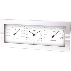 セレニティ温度計・時計・湿度計 C1063129 - 拡大画像