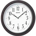 木枠電波掛時計 C1063079