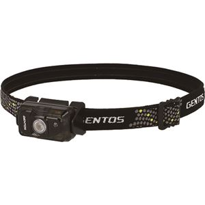 GENTOS CPシリーズ ヘッドライト CP-01R - 拡大画像