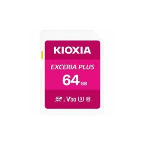 KIOXIA SDカード EXERIA PLUS 64GB KSDH-A064G - 拡大画像