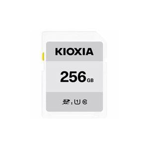 KIOXIA SDカード EXERIA BASIC 256GB KSDER45N256G - 拡大画像