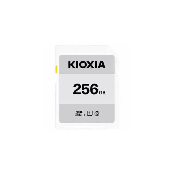KIOXIA SDカード EXERIA BASIC 256GB KSDER45N256G