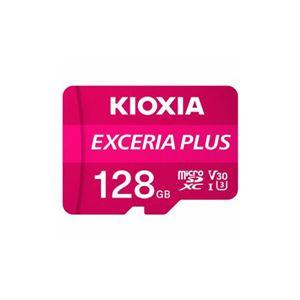 KIOXIA MicroSDカード EXERIA PLUS 128GB KMUH-A128G - 拡大画像