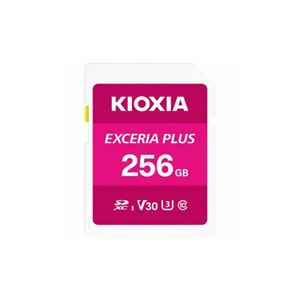 KIOXIA SDカード EXERIA PLUS 256GB KSDH-A256G - 拡大画像