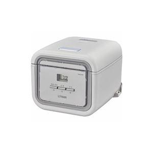 タイガー マイコン炊飯器 「炊きたて tacook」 3合炊き アッシュグレー JAJ-G550-HA - 拡大画像