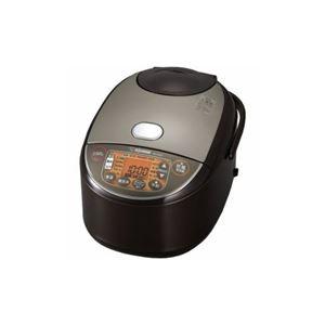 象印マホービン 炊飯器 極め炊き 1升 ブラウン NW-VB18-TA - 拡大画像