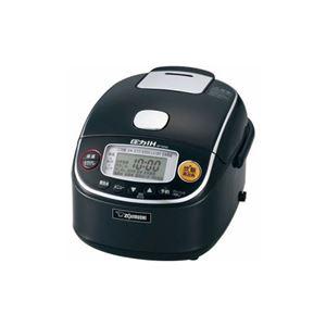 象印 圧力IH炊飯器 極め炊き 3合炊き ブラック NP-RZ05-BA - 拡大画像