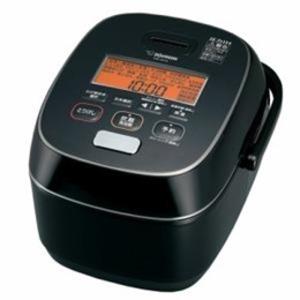 象印 圧力IH炊飯器 5.5合炊き ブラック NW-JW10-BA - 拡大画像