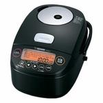 象印 圧力IH炊飯器 5.5合炊き ブラック NP-BK10-BA