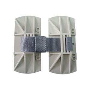 【6個セット】 サンワサプライ キャビネットホルダー(1個入り) QL-E91X6 - 拡大画像