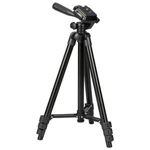 オーム電機 カメラ三脚 軽量コンパクトタイプ OCT-ATR4-127K - 拡大画像