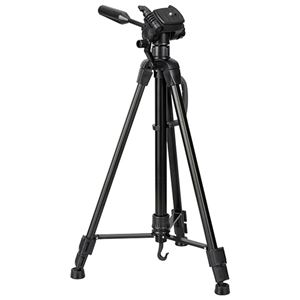 オーム電機 カメラ三脚 機能充実アルミタイプ OCT-ATR3-151A - 拡大画像