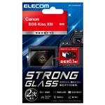 エレコム デジカメ液晶保護ガラスフィルム/高光沢/ゴリラガラス/超極薄/CANON EOS Kiss X9i DFL-CKX9IGG01