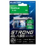 エレコム デジカメ液晶保護ガラスフィルム/高光沢/AR/極薄/FUJIFILM X-A5 DFL-FXA5GG02