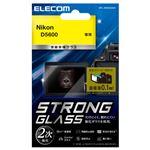 エレコム デジカメ液晶保護ガラスフィルム/高光沢/ゴリラガラス/超極薄/Nikon D5600 DFL-ND56GG01