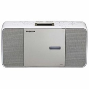 TOSHIBA ワイドFM対応CDラジオ サテンゴールド TY-C300-N - 拡大画像