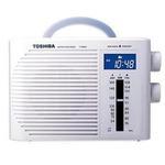 TOSHIBA 防水ラジオ TY-BR30F-W