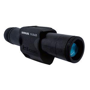 SIRIUS ズーム防振スコープ「シリウス10-20×25」 AIS-1-10-20x25 - 拡大画像
