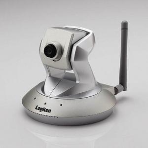 Logitec(ロジテック) IEEE802.11g/b準拠 ネットワークカメラ LAN-WC30-PT - 拡大画像