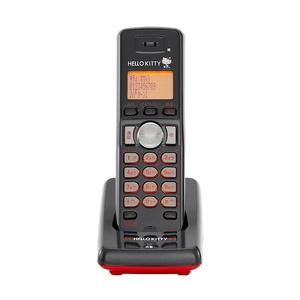 ユニデン ハローキティデジタルコードレス留守番電話機(子機) UCT-005HS-R レッド - 拡大画像
