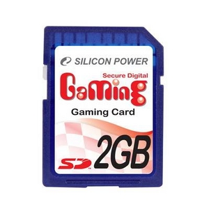 SILICON POWER(シリコンパワー) SD ゲーミングカード 2GB - 拡大画像