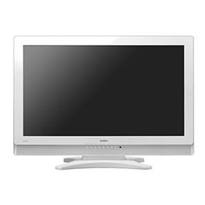 Uniden(ユニデン) 32V型地上・BS・110度CSデジタルハイビジョン液晶テレビ TL32DX2-W ホワイト - 拡大画像