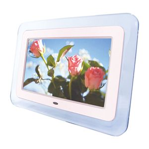 8.5インチ液晶デジタルフォトフレーム DS-DA85N100 ピンク - 拡大画像