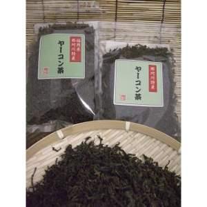 ヤーコン茶50g入(茶葉) - 拡大画像