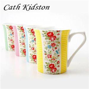 Cath Kidston(キャスキッドソン) マグカップ 4個セット Gingham Boxset - 拡大画像
