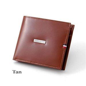 TOMMY HILFIGER(トミーヒルフィガー) 二つ折財布 DEERFIELD 0096-5169 Tan - 拡大画像