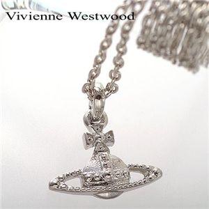Vivienne Westwood Tiny Metal Orb ネックレス SV - 拡大画像