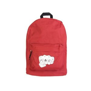 Marc by MarcJacobs(マークバイマークジェイコブス) バックパック LARGE FIST BACKPACK 95325・RED - 拡大画像