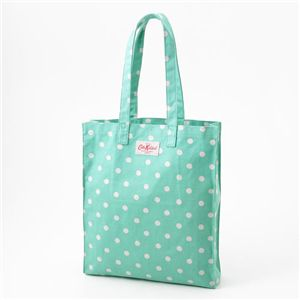 CATH KIDSTON(キャスキッドソン) コットントートバッグ COTTON BOOK BAG 273466・Spot Vintage Green  - 拡大画像