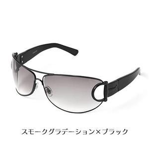 GUCCI サングラス Asian Fitting 2767F-65Z/29/スモークグラデーション×ブラック - 拡大画像