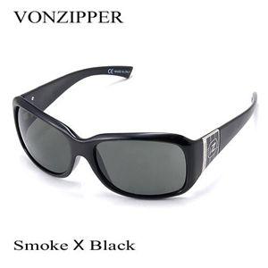 VONZIPPER(ボンジッパー) サングラス BANSHEE-BK GLOSS/GREY/スモーク×ブラック - 拡大画像