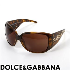 DOLCE&GABBANA(ドルチェ&ガッバーナ) サングラス6026-502/73 - 拡大画像
