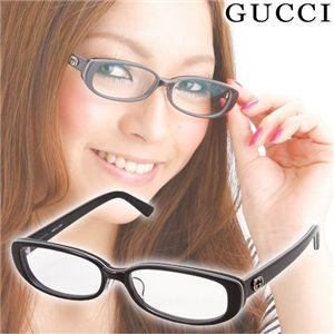 GUCCI(グッチ) ダテメガネ 9062J-B6V - 拡大画像