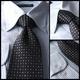 【ホワイト系】汐留・お台場OLセレクト 35WAY ワイシャツ ワイシャツ&ネクタイセット 3L - 縮小画像6
