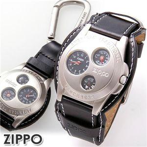 Zippo 2WAY TIME COMPASS TC-1 - 拡大画像