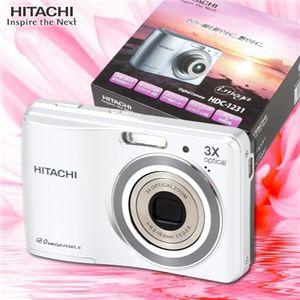 日立 1200万画素デジタルカメラ HDC-1231 - 拡大画像