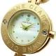 ANNE CLARK(アンクラーク) 腕時計 天然1Pダイヤモンド ムービングカラーストン レディース ブレスウォッチ  AT1008-09PG ホワイトシェル - 縮小画像2