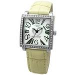 COGU(コグ) 腕時計 Ryo リョウ スクエアシリーズ アイボリー RYO1206S-B1IV レディースウォッチ