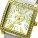 COGU(コグ) 腕時計 Ryo リョウ スクエアシリーズ ゴールドケース ホワイト RYO1206G-G1W レディースウォッチ - 縮小画像2